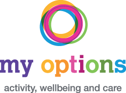 My Options logo